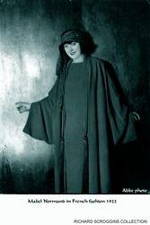 1922 Fashion photo