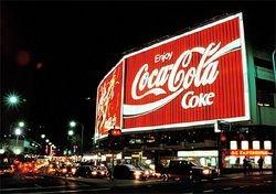 Kings Cross Coke Sign