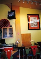 Wolfgang Puck Cafe,