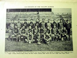 1929 Frankford Yellow Jackets
