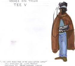 Voice on thuh TEE-V