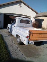 28. 58 Chevy pickup