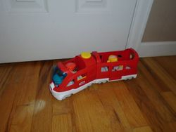 Fisher Price Little People Friendly Passengers Train - $9
