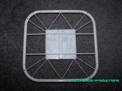 Building the Light Panel Frames - 1