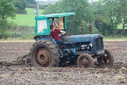 Power Major ploughing