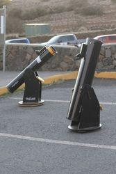 More telescopes