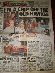 The Sun dated 26th March 1991