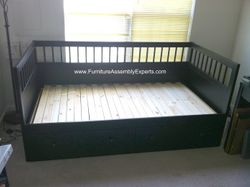ikea brimnes daybed installation service in odenton md