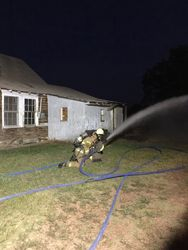 Fire Attack Training 2015