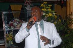 Pastor Gilbert