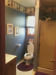 Guest Bathroom, Canby OR
