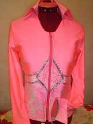 Hot Pink SOLD but the style can still be made