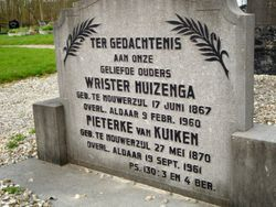 Cemetery Houwerzijl