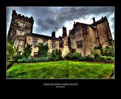 Levens Hall-Kendal-Cumbria-England