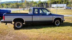 1988 Chevrolet S10 Ext Cab