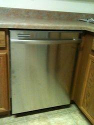 dishwasher install 1