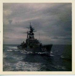 USS Ingram DD-938