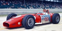 1964 Ferguson P104 NOVI         Bob Unser