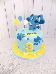 Avie's 3rd Birthday Cake