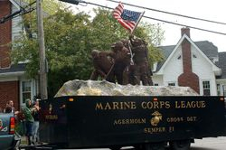 Memorial Day Parade, May 2009