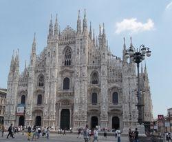 The Duomo- Milano, Italy