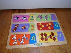 Bright Ideas Addition Puzzle - $4