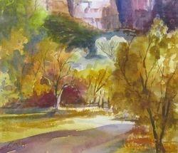 Zion's Autumn