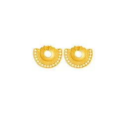 Topos pequenos de nariguera - Precolumbian nose piece studd small sized earrings