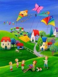 Ulla's Kiting Day