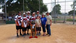Congrats 1st place winners Austin Heat