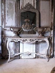 #17/268 Console Louis XV SOLD