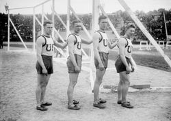 1919 June 30th Inter-Allied Games
