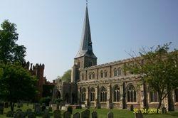 Hadleigh - St Mary's Church