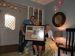 Jeff and Rachel Henderson with Peyton Elizabeth