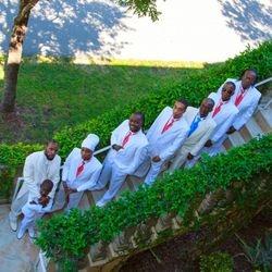 White Wedding Tuxedos