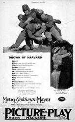 14 Brown of Harvard