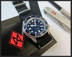 SKX- BLUE SNOWFLAKE with SUPERDOME CONVERSION mod