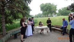Signing the registar