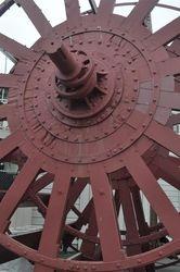 Wheel, Maritime National Historical Park