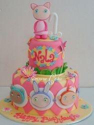 Waybuloo Cake 2 (B026)
