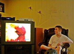 Elmo and Ben