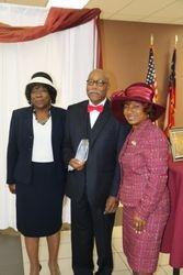 Winner of Trailblazer Award- Social Justice