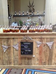 The Vintage Bar in a beautiful Manor house