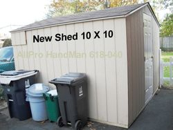 Build shed 20010