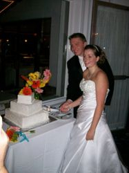 Mr. and Mrs. Brent Carey