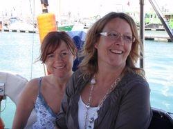 Lorraine and Tina