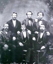 Sons of Stephen Rose - circa 1871
