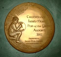 Traditional Irish Music Rewards Of The Year