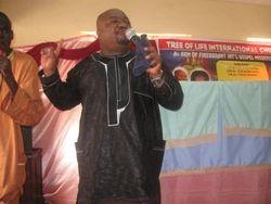 Rev John Ebegbuna