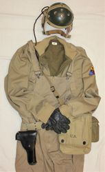 3rd Armored Division winter jacket: